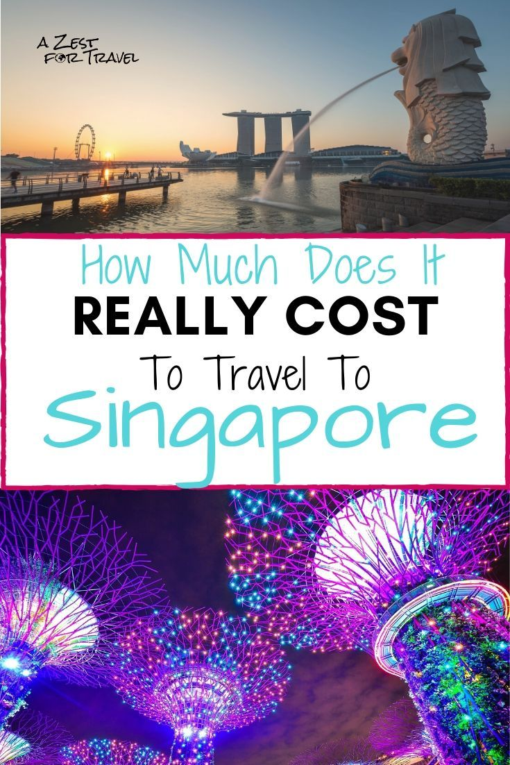 Singapore Travel Costs - How Much Money Do You Really Need ...