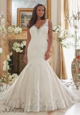 3204 Julietta Plus Size Bridal by Mori lee