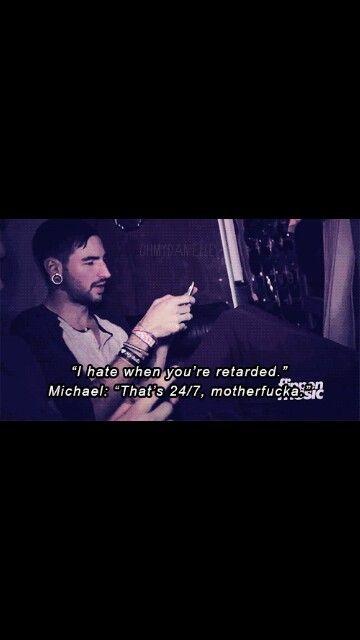 Michael bohn- lol so funny