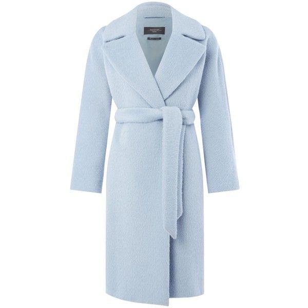 Max Mara Weekend Saletta Tie Waist Wool Coat 2 995 Pen Liked On Polyvore Featuring Outerwear Coats Wo Woolen Coat Waterproof Coat Women S Coats Jackets