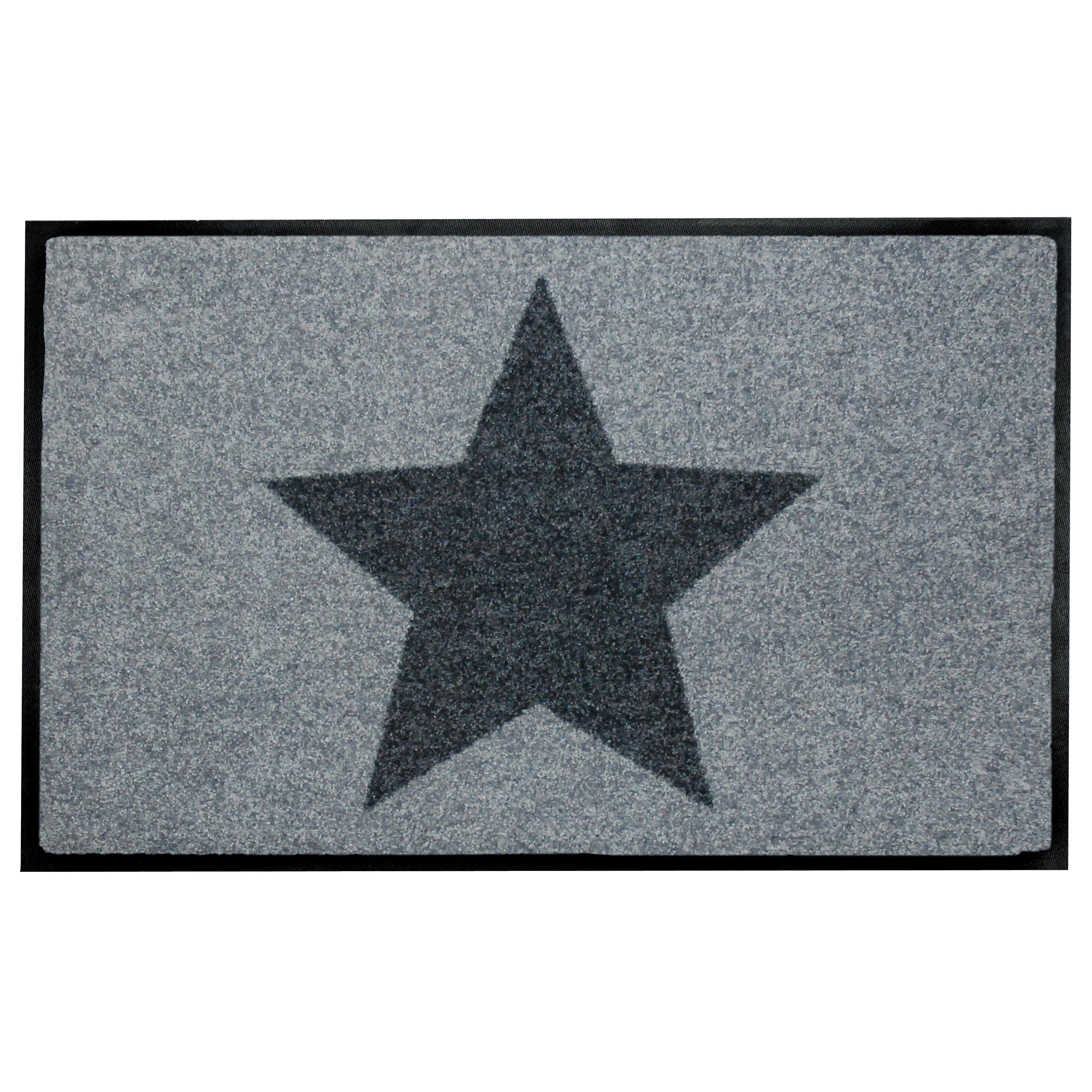 Fußmatte Big Star Grey