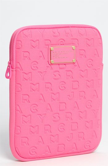 c1a71e1927cb Marc by Marc Jacobs Dreamy Logo iPad Case