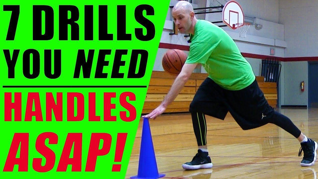 Get CRAZY Ball Handling Skills ASAP! 7 Dribbling Drills