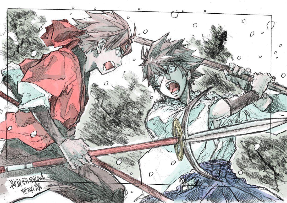 Pin by M1yake on Motoki Yoshihara art よしはらもとき Anime