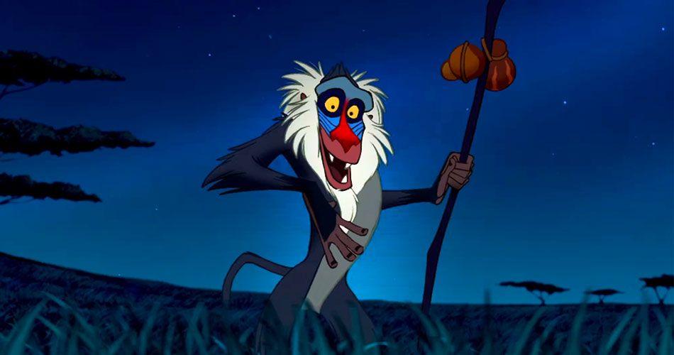 I got Rafiki! Who's Your Disney Doppelganger?: Animal Edition | Quiz