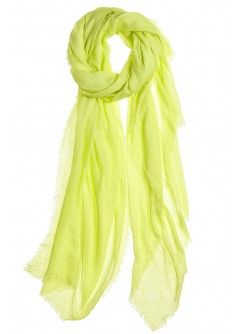 The last thing I need is another scarf, except I must buy this....I mean...cashmere in that color?