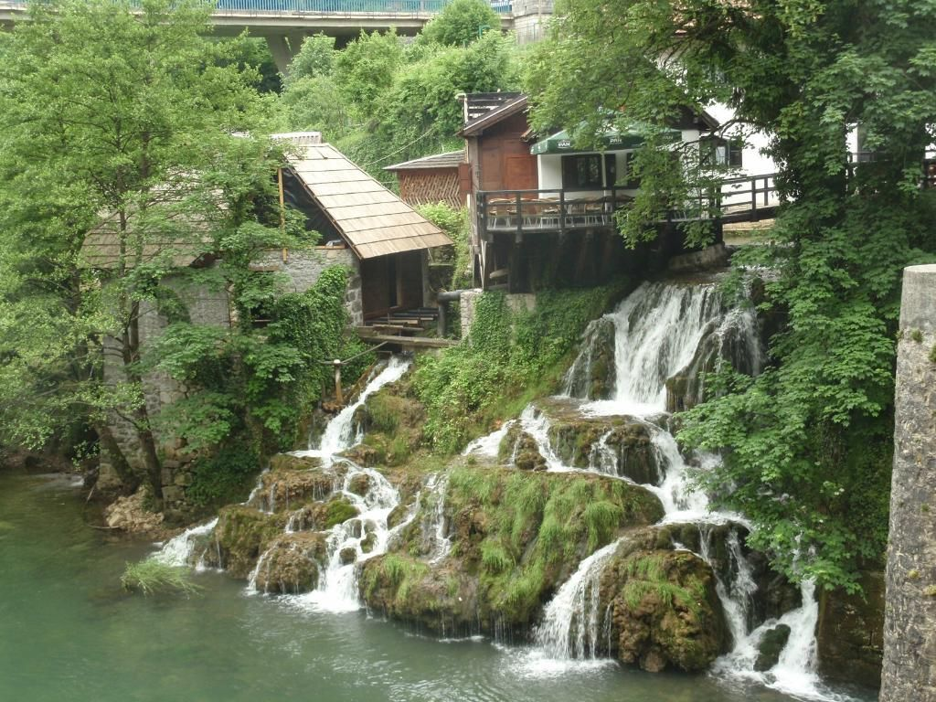 Rastoke Plitvice National Park Plitvice Lakes National Park Plitvice Lakes