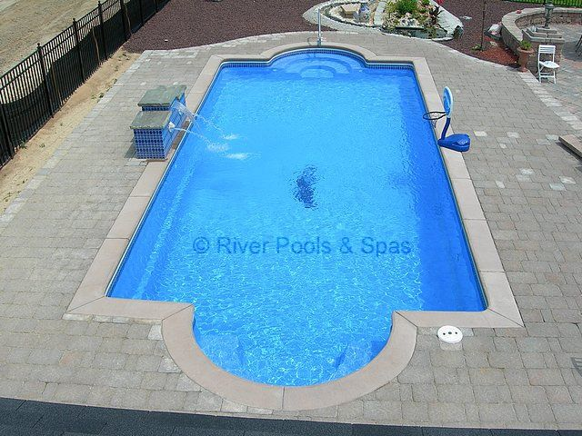 How much does a fiberglass swimming pool cost pool in - How much are inground swimming pools ...