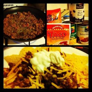 simple base to make lots of mexican dishes