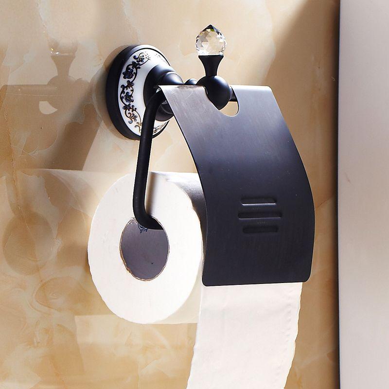 EU Lager)WC Rollenhalter Antik Messing ORB Bad-Accessoires Pinterest