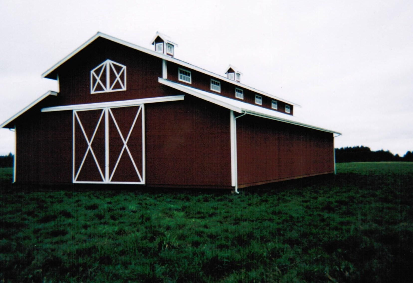 Pin By Katherine Abajian On Exterior Paint Colors For Barn