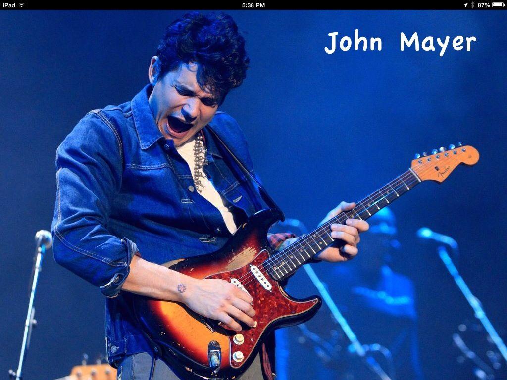 guitar john mayer guitar players pinterest. Black Bedroom Furniture Sets. Home Design Ideas