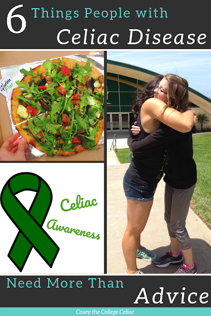 6 Things People with Celiac Disease Need More Than Advice ...
