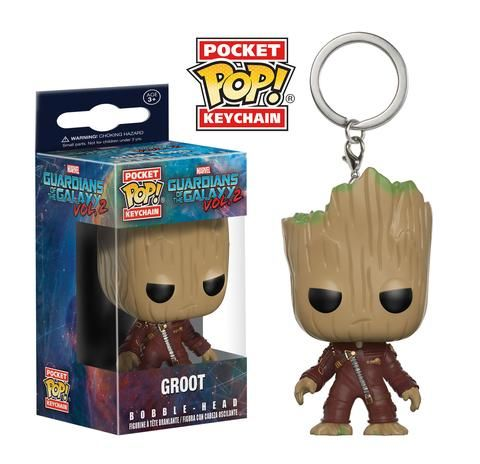 Pocket Pop! Keychain: Guardians of the Galaxy Vol. 2 - Groot