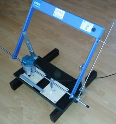 CC250 CLONE CARVER  IS CARVER MACHINE WHICH IS DESIGNED TO REALISE YOUR WOODEN COPY WORKS EASILY AND ERROLESS.