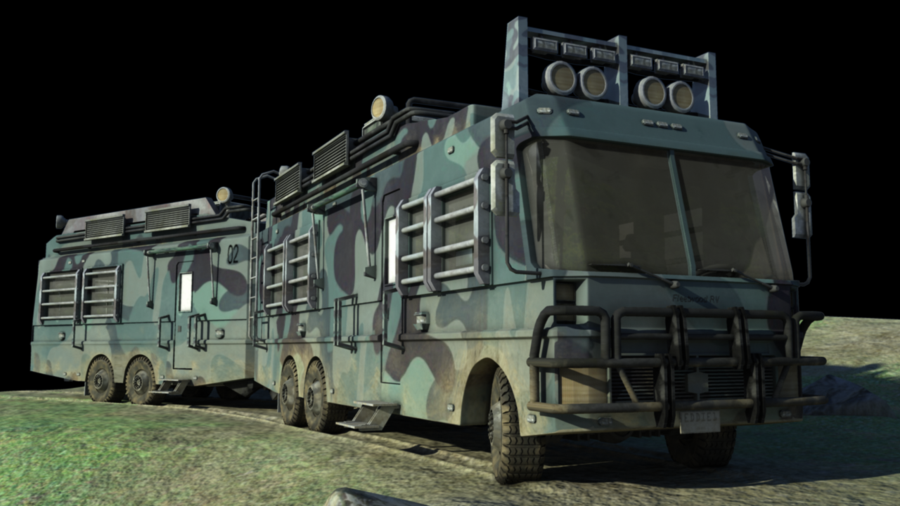 Mobile Lab WIP 4 By General Nickinburgdeviantart On