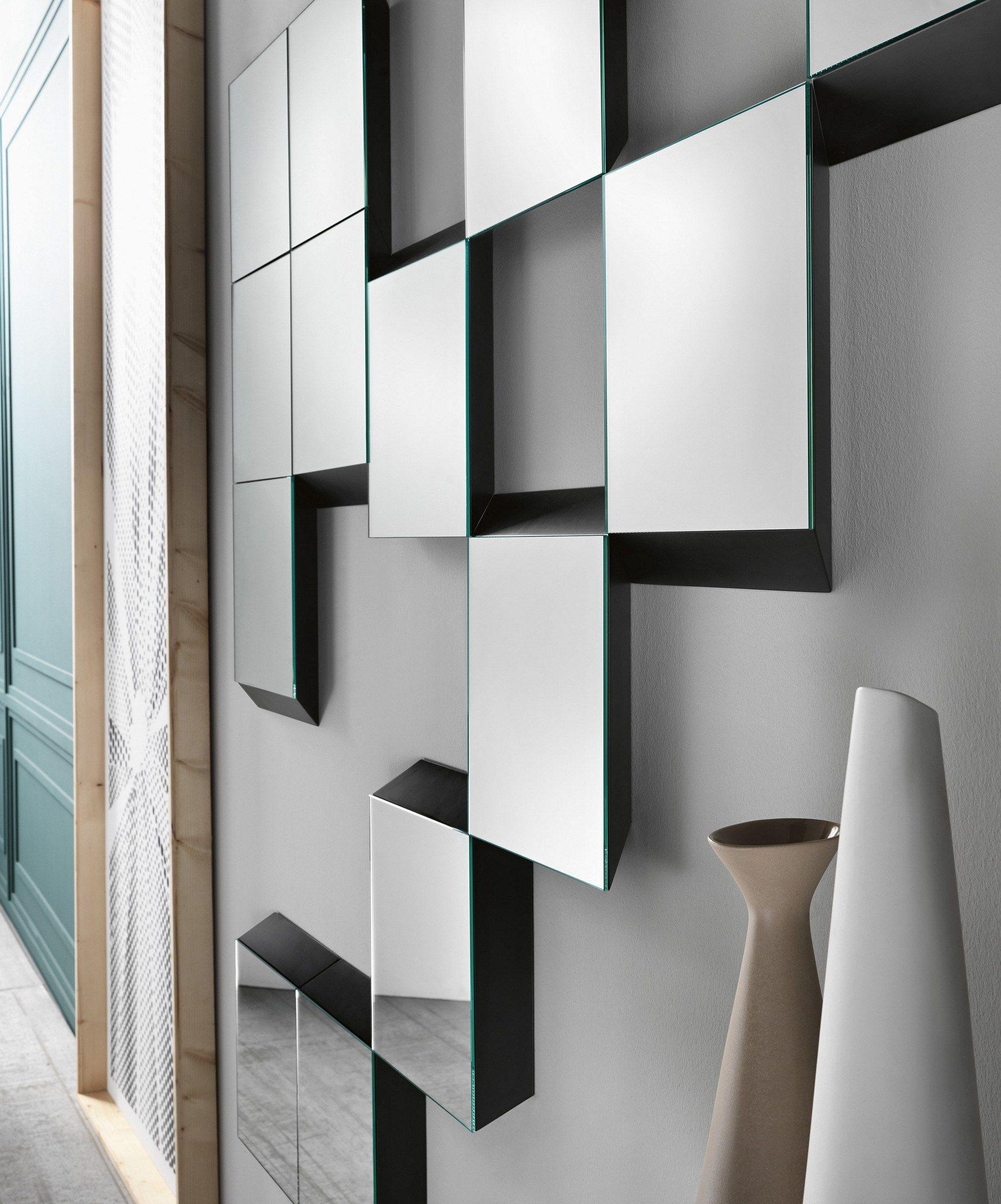 Espejo rectangular de pared con marco GUIDORICCIO by T.D. Tonelli ...