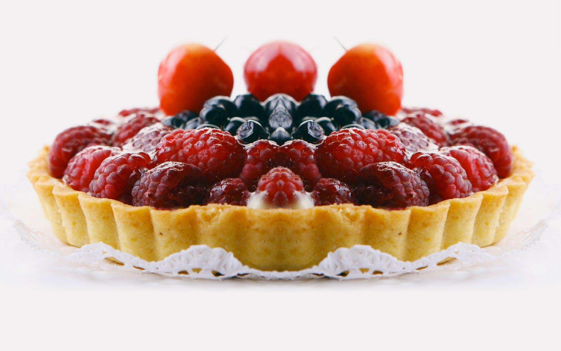 Fruit pie - Culy.nl