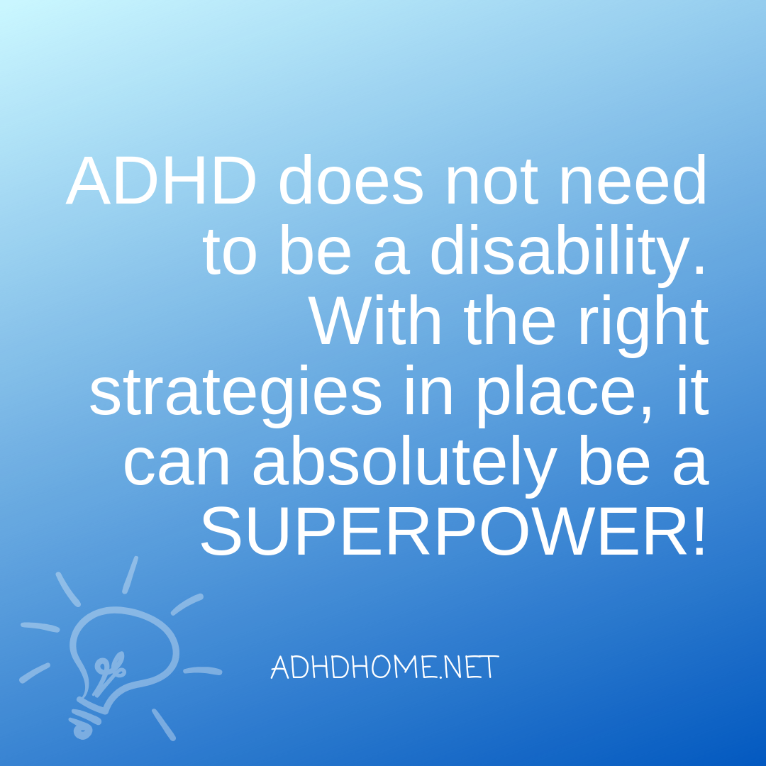 The Superpowers Of Adhd Psychologists >> I Have Adhd What S Your Superpower Social Work Adhd