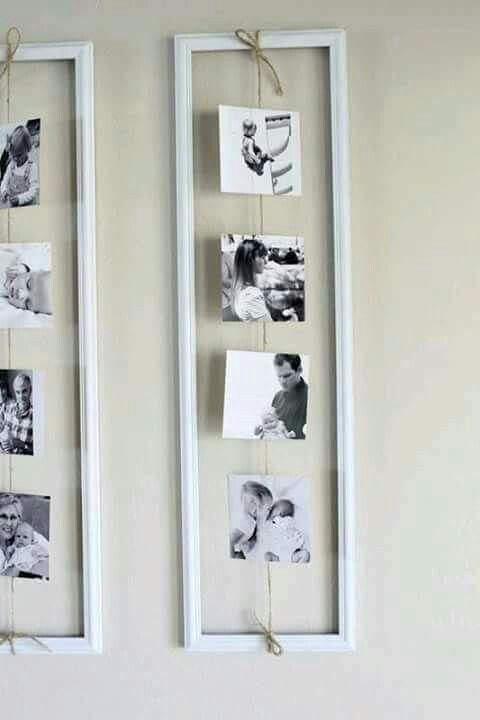 Decirecion con fotos | decoracion | Pinterest | Decoración, Marcos y ...