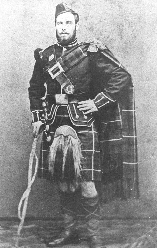 Piper Donald Tolmie c. 1870, 78th