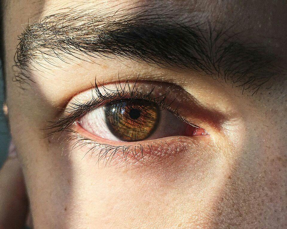 لا تستمع اذا لم تك ن ت ريد عيون عسلية مخضرة في فترة وجيزة يحتوي أيضا على