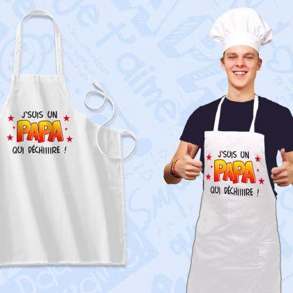 Cadeau Fete Des Peres Tablier De Cuisine Humoristique Sur Cadeaux