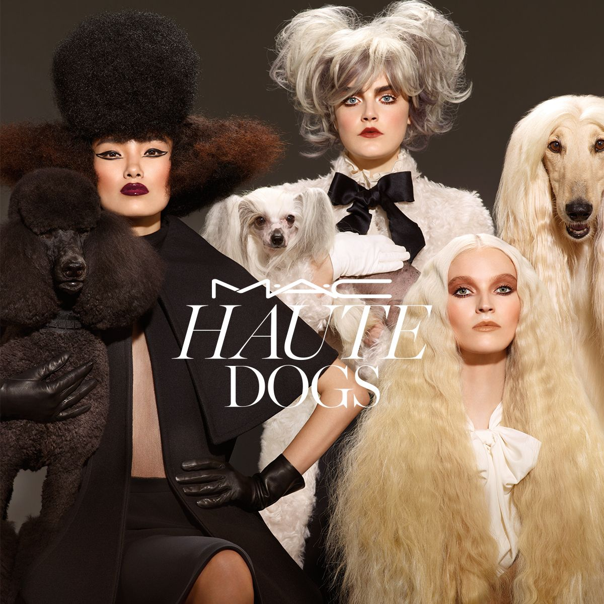 Mac dogs haute fall makeup collection recommend dress for winter in 2019