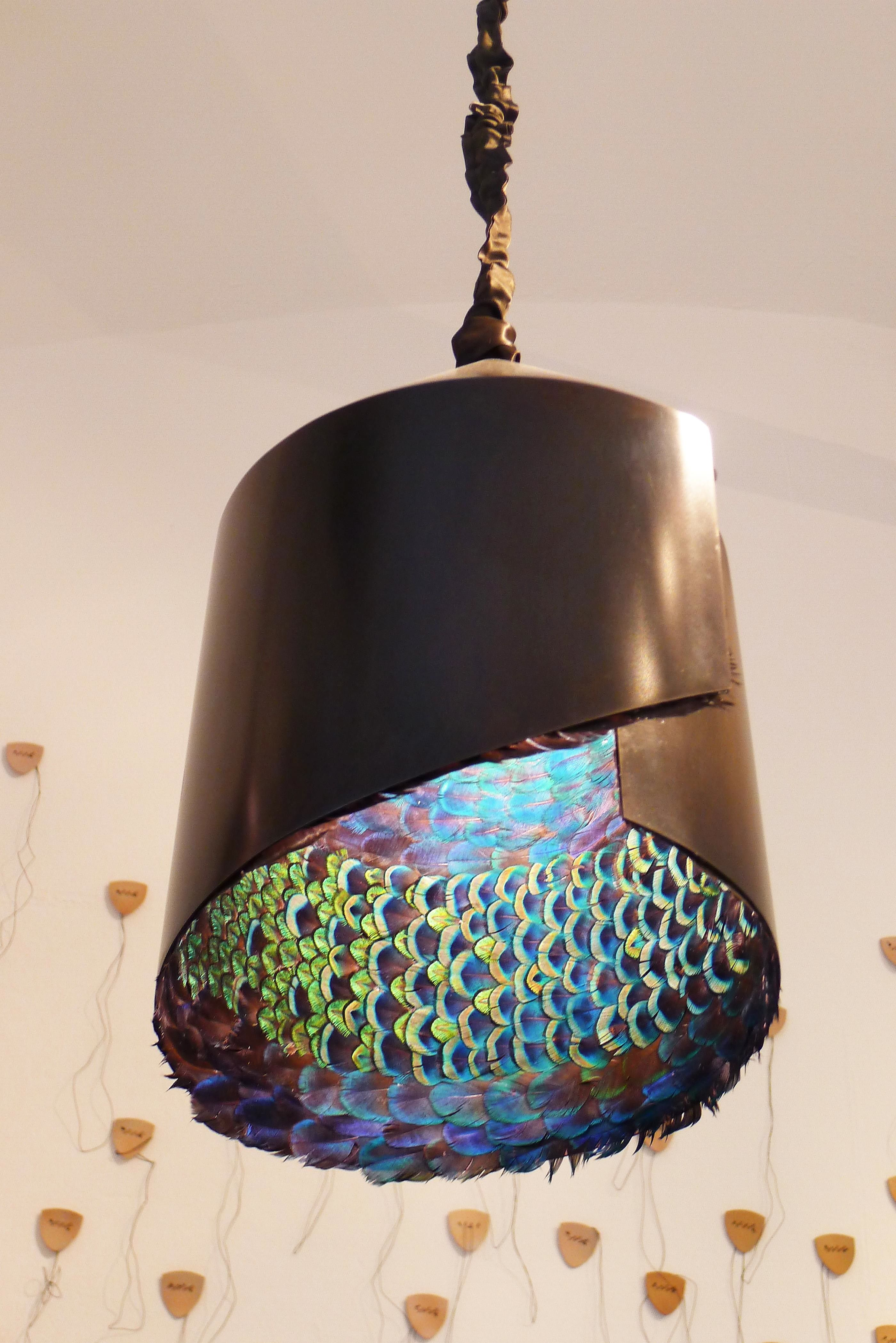 Peacock Lamp Feather Lamp Peacock Bedroom Peacock