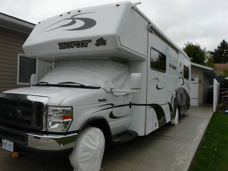 2008 Bigfoot Rv 29 Slide For Sale By Owner International Falls