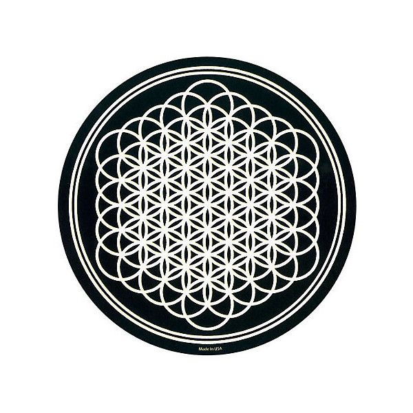 Bring Me The Horizon Sempiternal Logo Sticker Hot Topic 50 Liked On Polyvore Featuring Jewelry And Logo Jewel Bring Me The Horizon Bandas De Rock Tatuajes