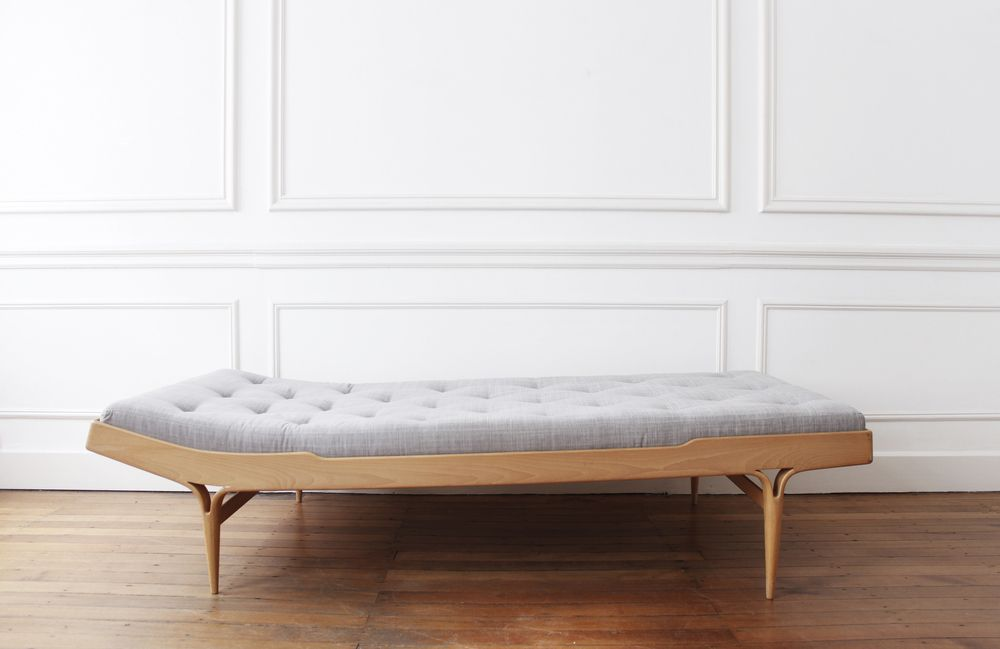 The Most Comfortable Day Bed In World With A New Mattress By Master Upholsterer