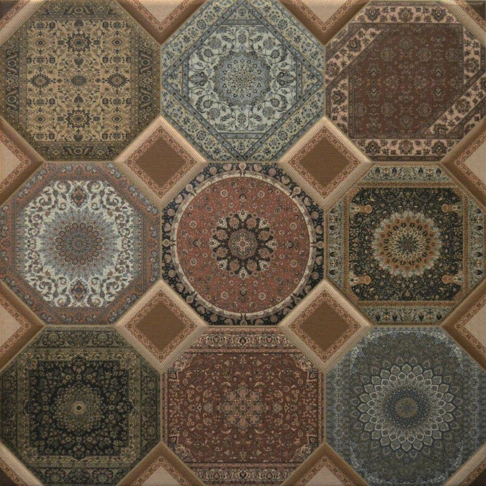 Arabian Magic 60x60 Tiles Tiles Ceramic Floor Tiles Ceramic Decor