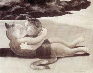 Movie cats of Susan Herbert