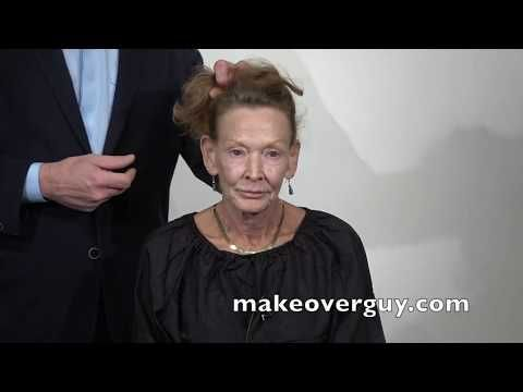69-year-old tired of looking worn out gets her
