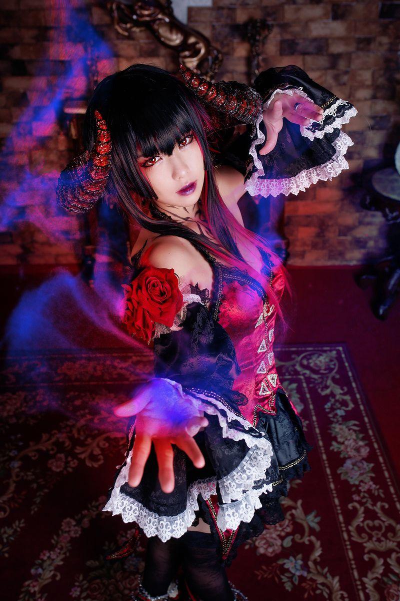 エリザ(鉄拳レボリューション) Luno Tekken cosplay, Cosplay, Asian