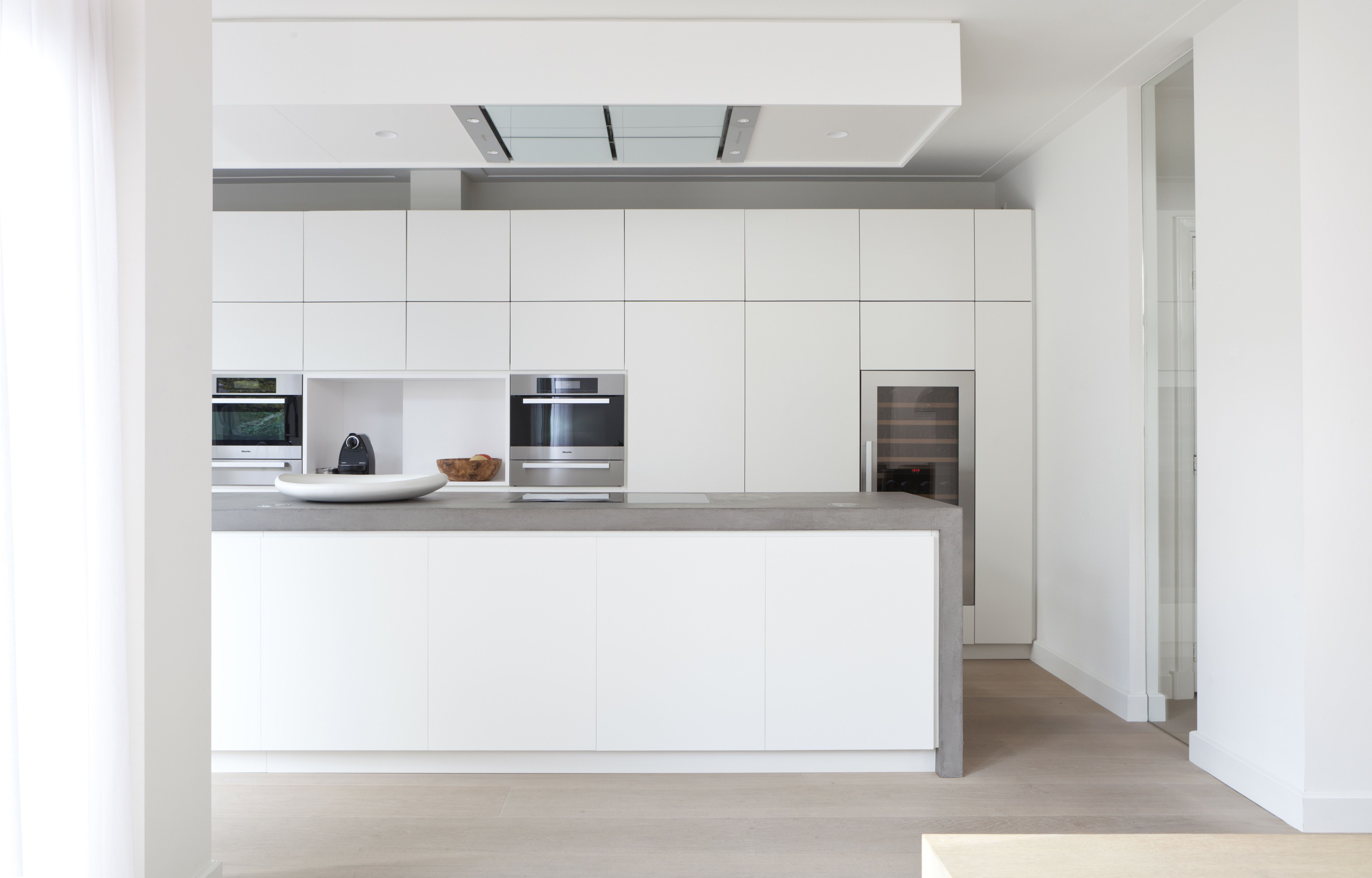 Townhouse at the park; kitchen; design Remy Meijers | kool kitchens ...