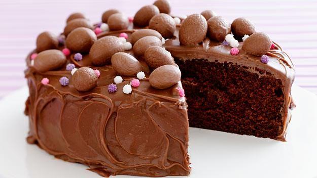 Chocolate Easter Cake Recipe Chocolate Easter Cake Chocolate