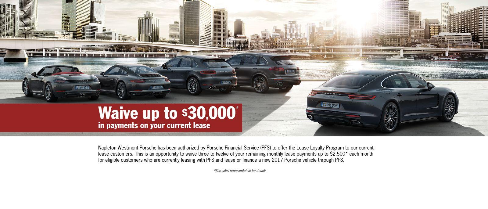 New and Used Porsche Dealer | Westmont, Illinois | Napleton Porsche