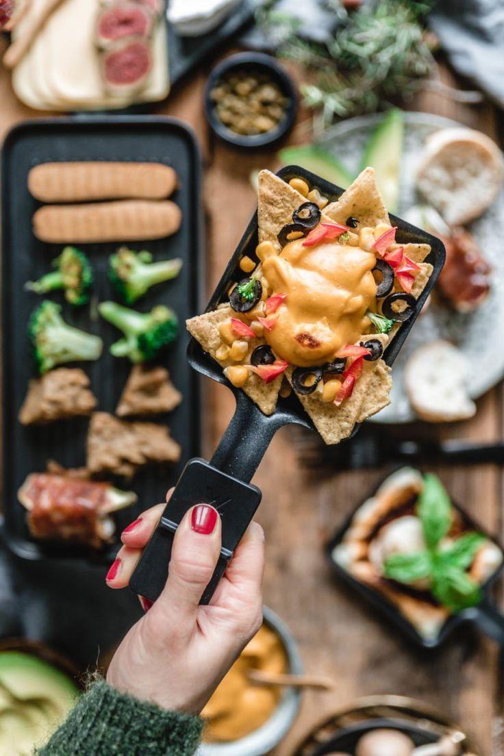 Veganes Raclette · Eat this! Foodblog • Vegane Rezepte • Stories