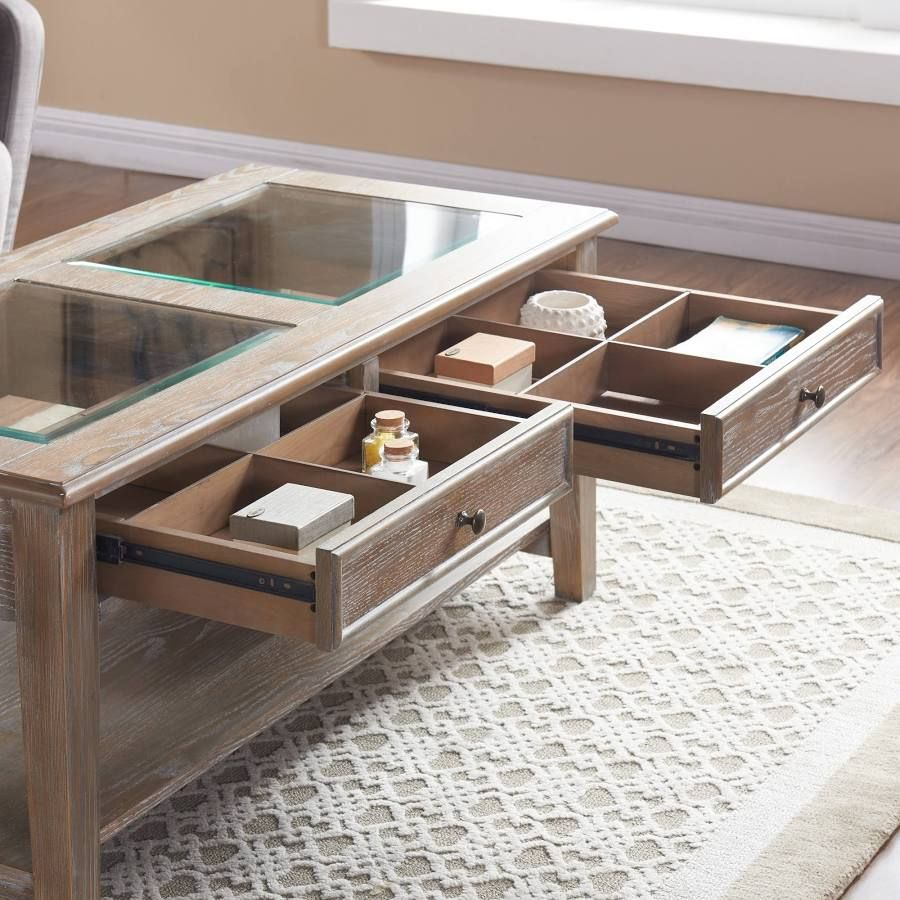 Shadow Box Table Ideas Coffee Table Display Coffee Table