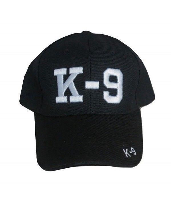 28b7acfcd60 K-9 Police Unit Law Enforcement 3D Embroidered Adjustable Baseball ...