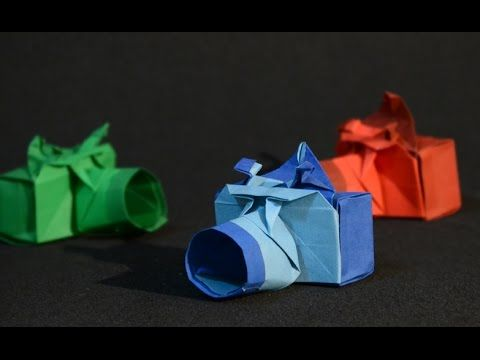 How To Make Origami Camera Which Clicks Pictures - Diy Paper ... | 360x480