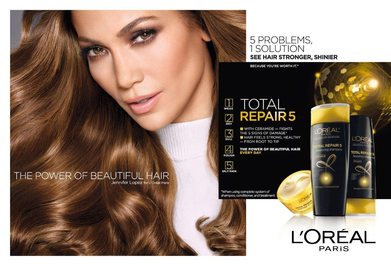 Pin by JWT NYC on Commercial  Loreal paris, Loreal hair, Haircut