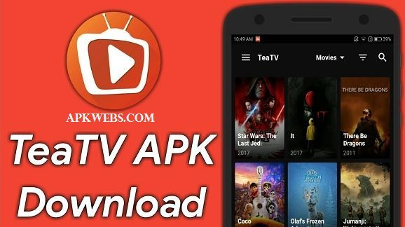 Teatv Apk Latest v9.9r Free Download in 2020 For PC