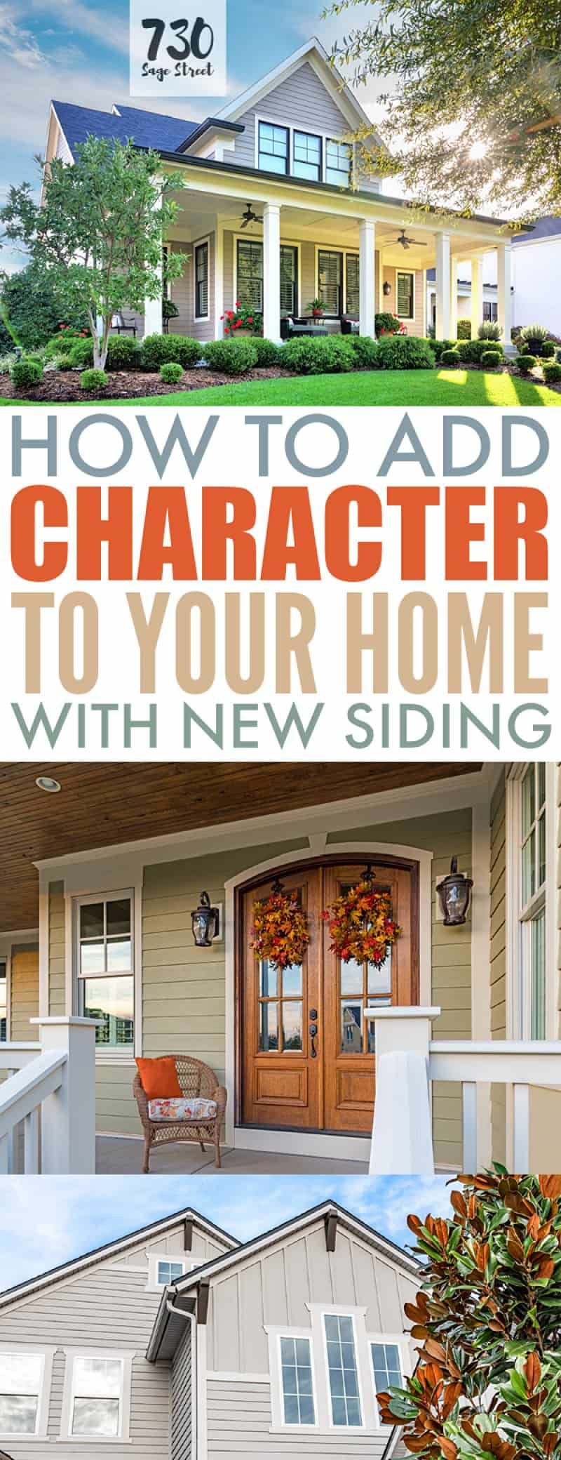 Add Character To Your Home With James Hardie Siding Hardie Siding James Hardie Siding Exterior House Siding