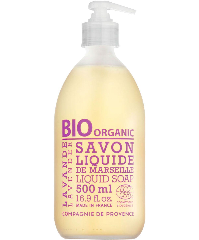 Schönes Geschenk -  Seife Von SAVON DE MARSEILLE. Aus der Provence. Bioflüssigseife aus Palmöl.  #conleys #present