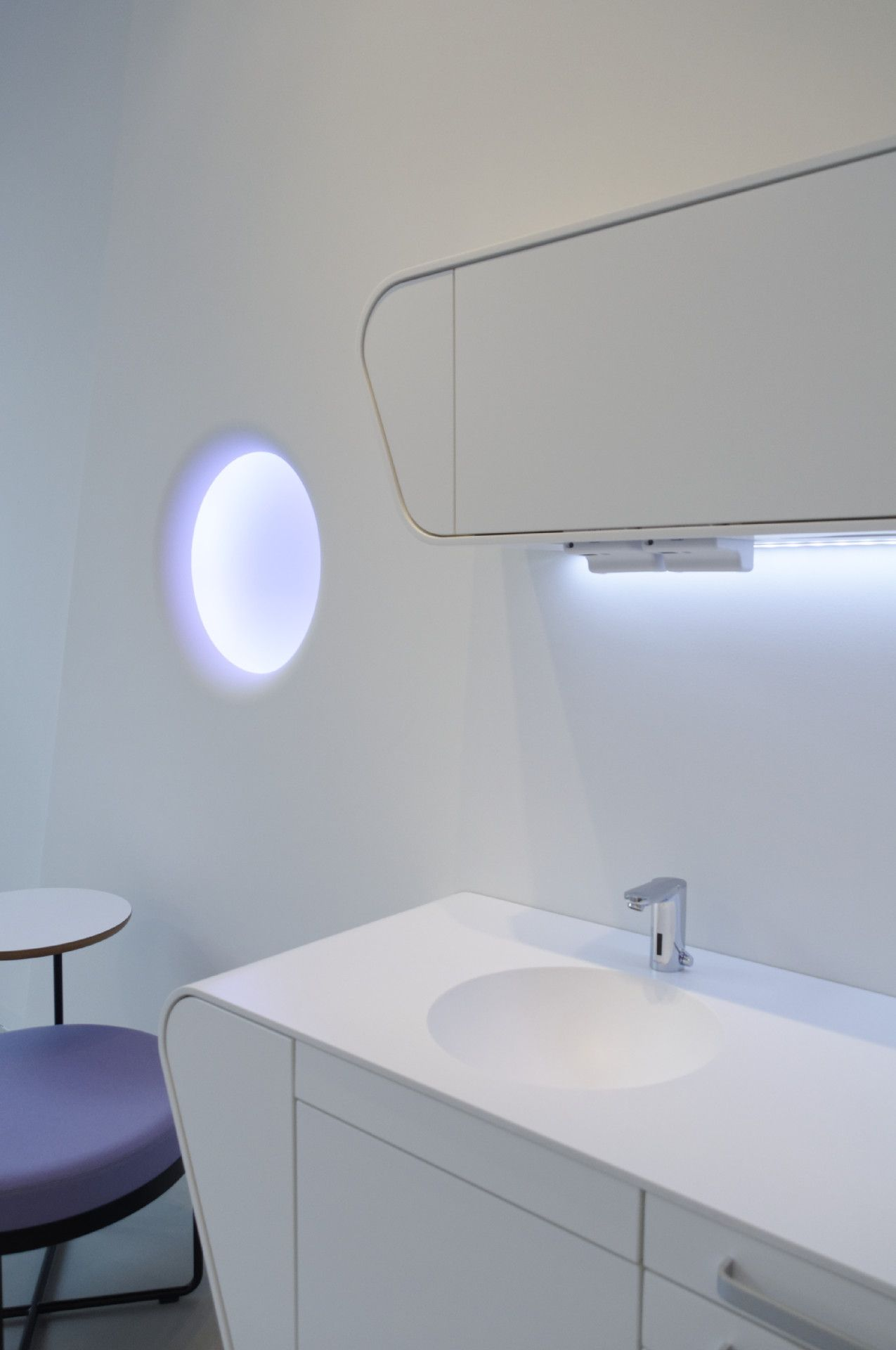 Flos Soft Architecture Uso Cove Lighting Seitenbeleuchtung