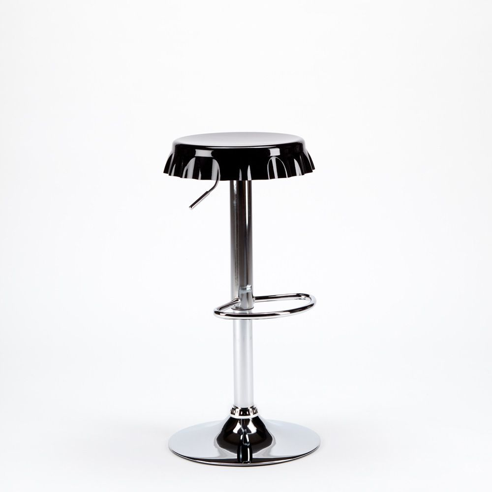 Bottle Cap Design Stool For Bar & Kitchen Counter DALLAS ...