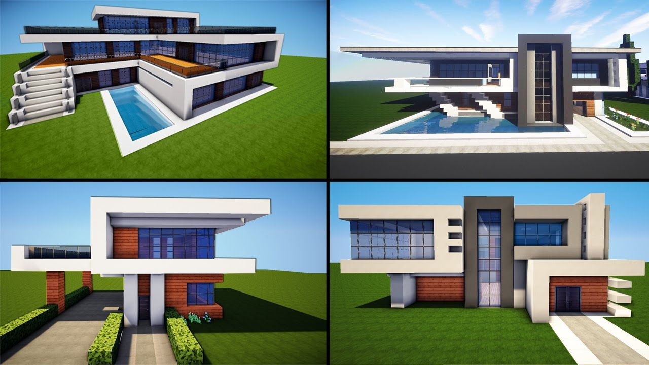The Craziest House Ideas You Need To Read Yonohomedesign Com In 2020 Minecraft Modern House Blueprints Minecraft House Plans Minecraft Modern